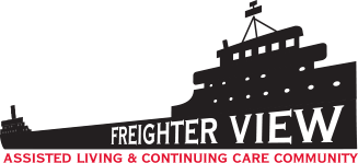 Freighter View logo
